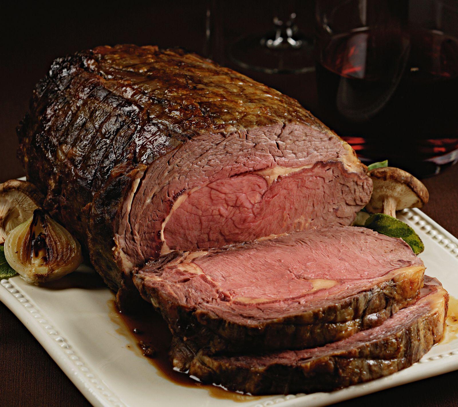 Beautiful Kansas City Steak Company 4 4 5 Lb Garlic Herb Rub Prime Rib M116594 Food From Top Store Prime Rib Roast Cooking Rib Roast Recipe
