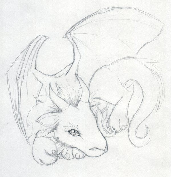 Cute Baby Dragons | Baby Dragon by kemurai6 on deviantART | Stuffs ...