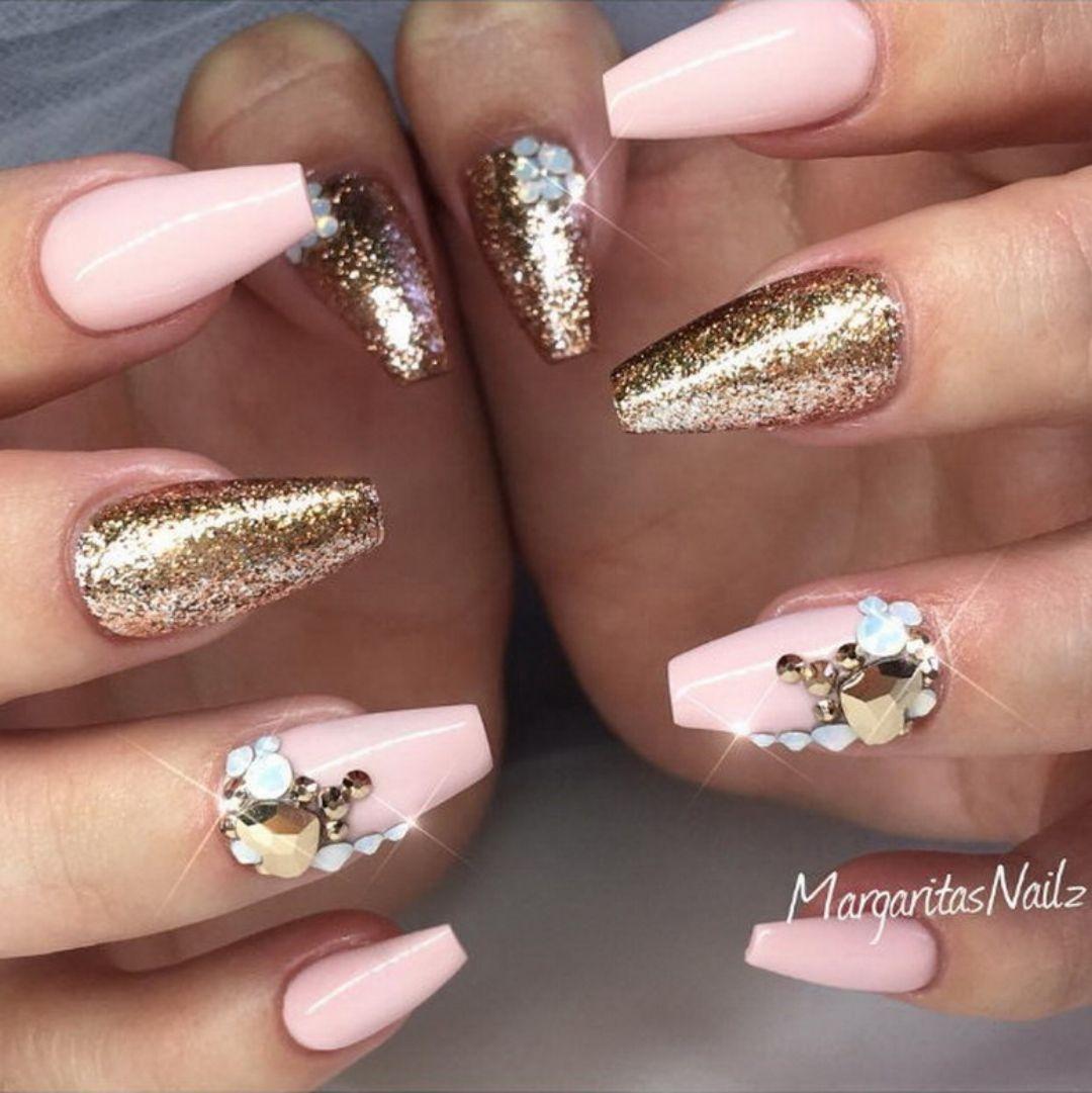 💅🏻 33 Trend-Setting Nail Art Designs by @margaritasnailz | Nail ...