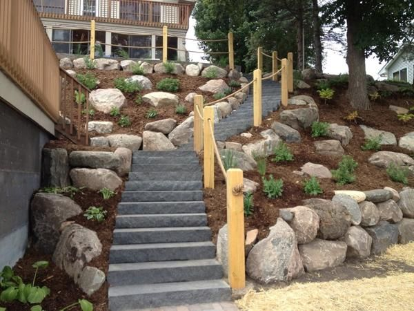pool by steep hill - Google Search | Backyard hill ... on Steep Hill Backyard Ideas id=80403