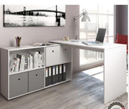 KANTA CORNER / MULTI POSITION OFFICE DESK Http://www.lakeland Furniture