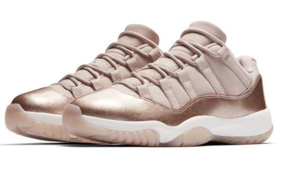 air low cher jordan bleached 11 Chaussures coral Pas QdhsrtC