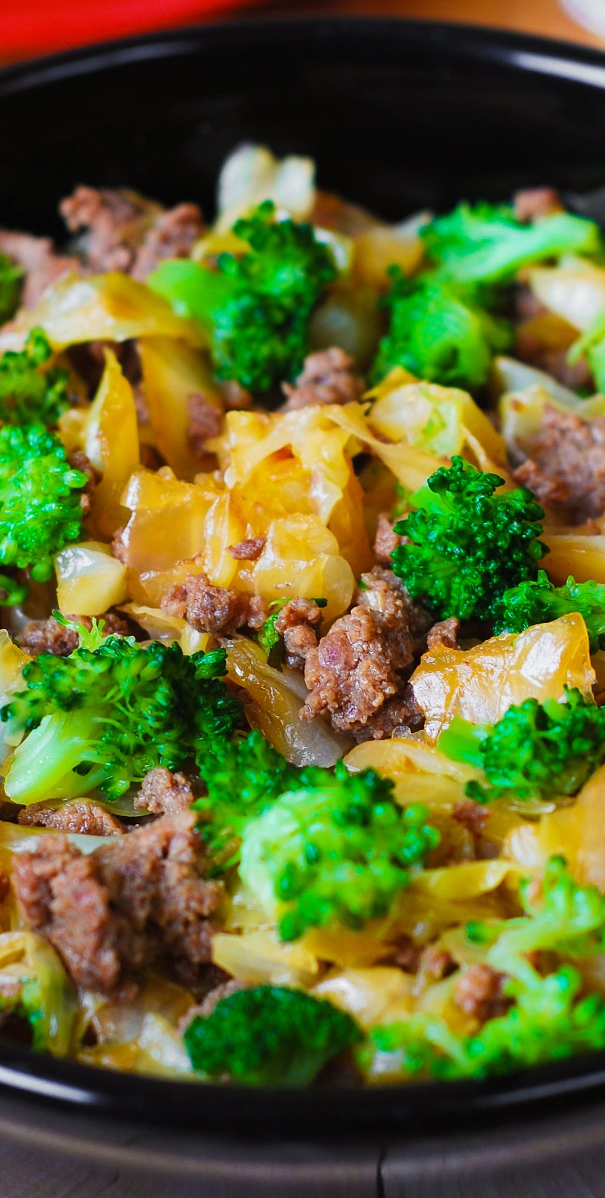 Asian beef broccoli and cabbage stir fry so easy to make and asian beef broccoli and cabbage stir fry so easy to chinese food forumfinder Gallery