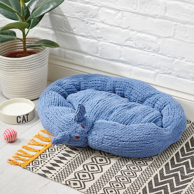Ravelry: Time for a Nap Cat Bed pattern by Jo Allport ...