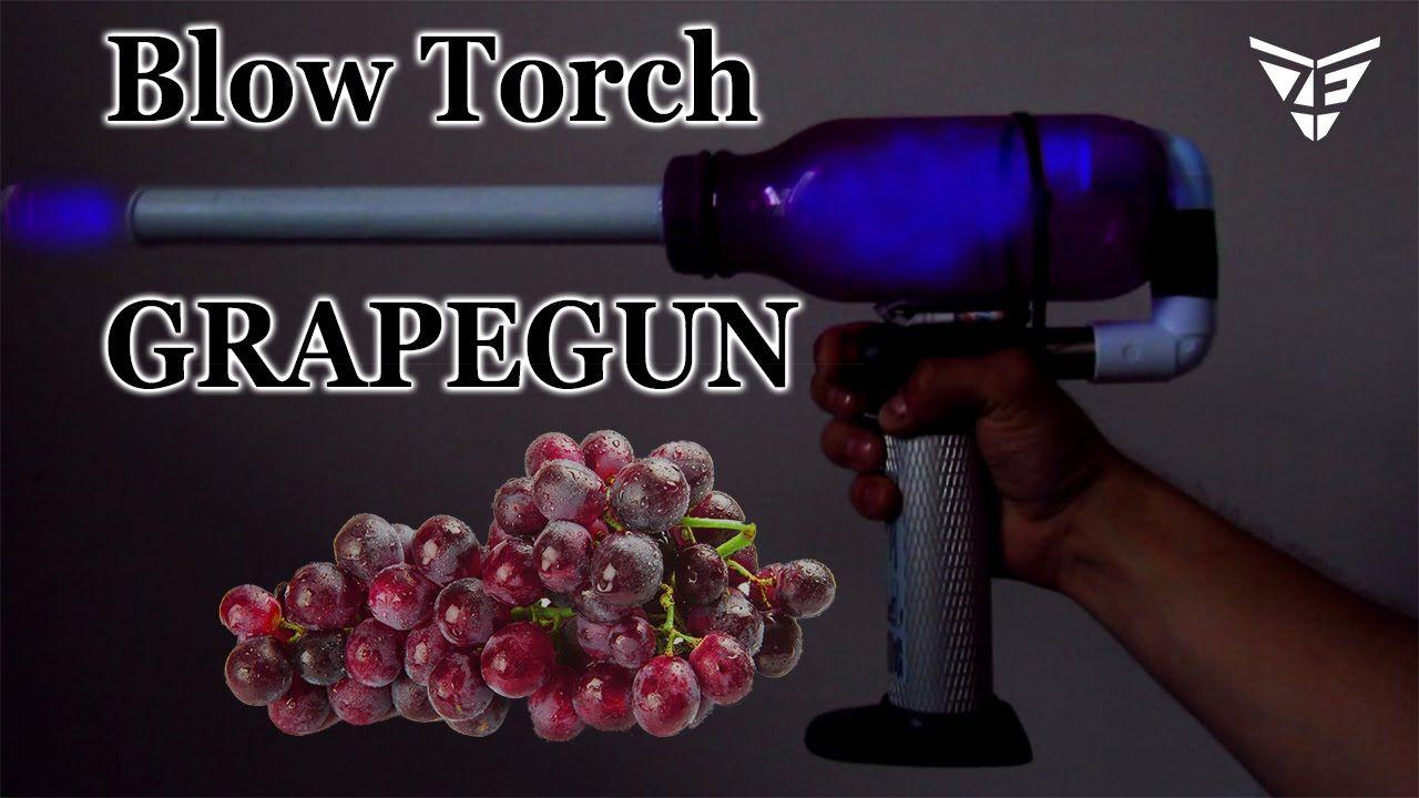 How to make a Blow torch Gun