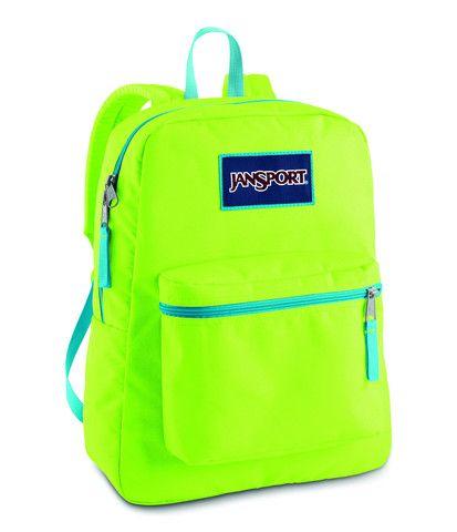 Jansport Superbreak Backpack Neon Green One Size For Men ...