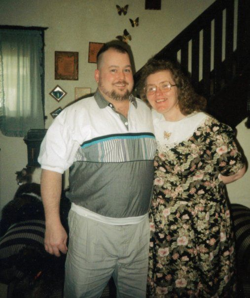 My oldest brother Richard and his wife DeeDee.