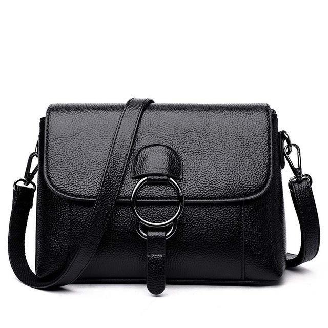 Women Messenger Bags Peekaboo Bag Handbags High Quality Genuine Leather  Totes Fashion Shoulder Crossbody Bag Small Tote Bag 805c6bd86d9ea