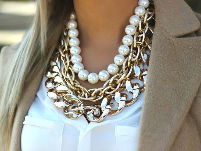 How to wear statement necklaces http   www.justtrendygirls.com how-to-wear- statement-necklaces  c079c7cd68