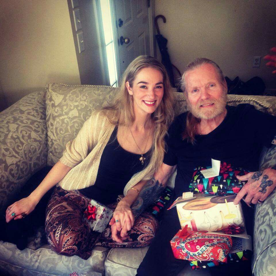 Gregg Allman With Wife Shannon Gregg Allman Pinterest