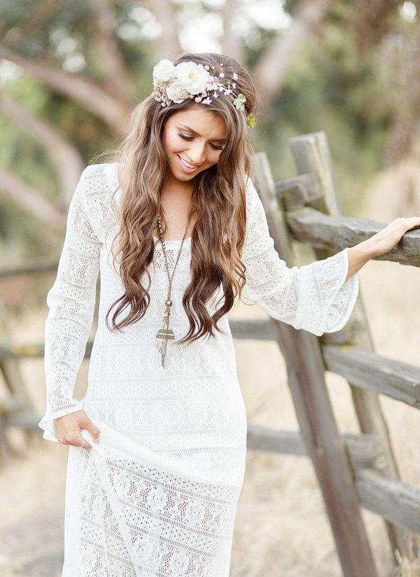 30 idées de coiffures pour les mariées d'hiver beautiful