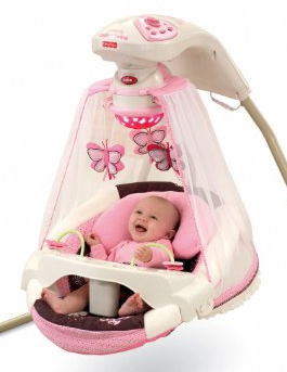 Fisher Price Cradle N Swing 38 Off 3 Options The Savvy Bump Baby Cradle Baby Cradle Swing Baby Swings