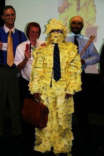 funny halloween office costumes - Best Halloween Costumes For The Office