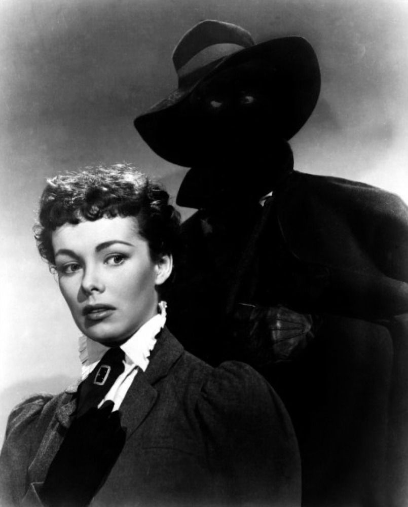 Phyllis kirk and vincent price in house of wax warner brothers pictures 1953