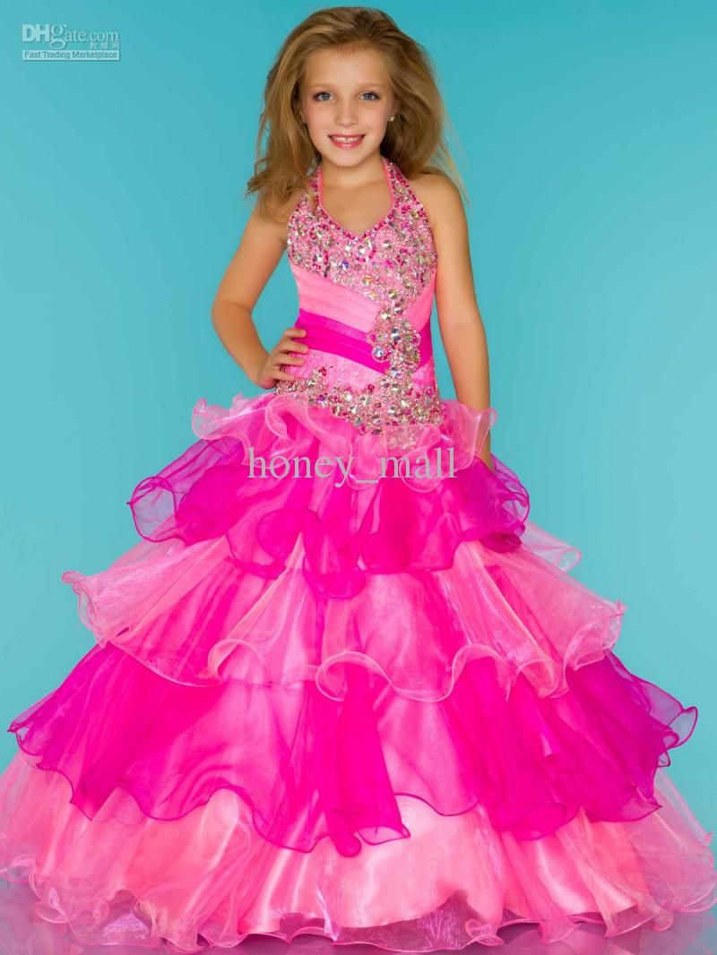 Pretty Girls Dresses