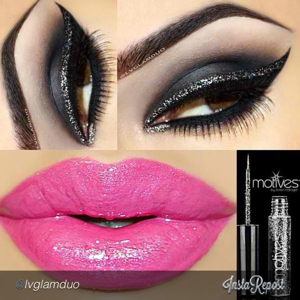 by #lvglamduo  Hey Glammies, #motivescosmetics