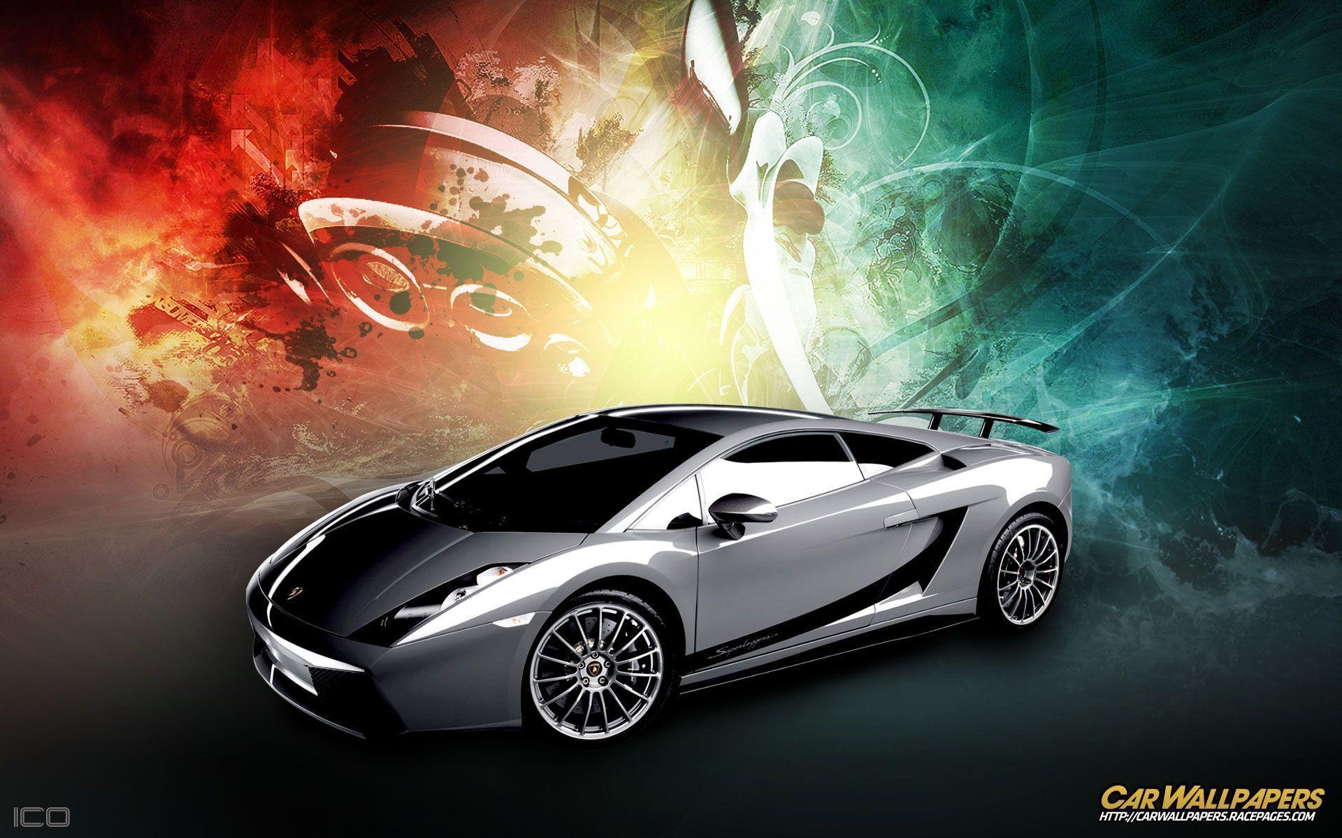 Lamborghini Gallardo Wallpaper Hd