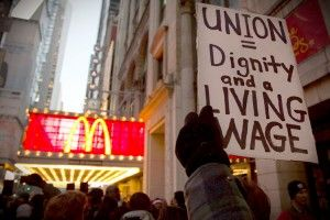 Fast Food Workers Speak Out About Wage Theft