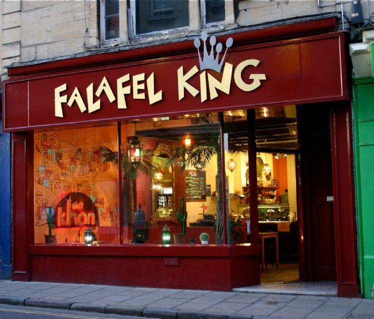 Falafel King Restaurant Rome Italy Jpg 750 640 Rome Rome Travel Restaurant