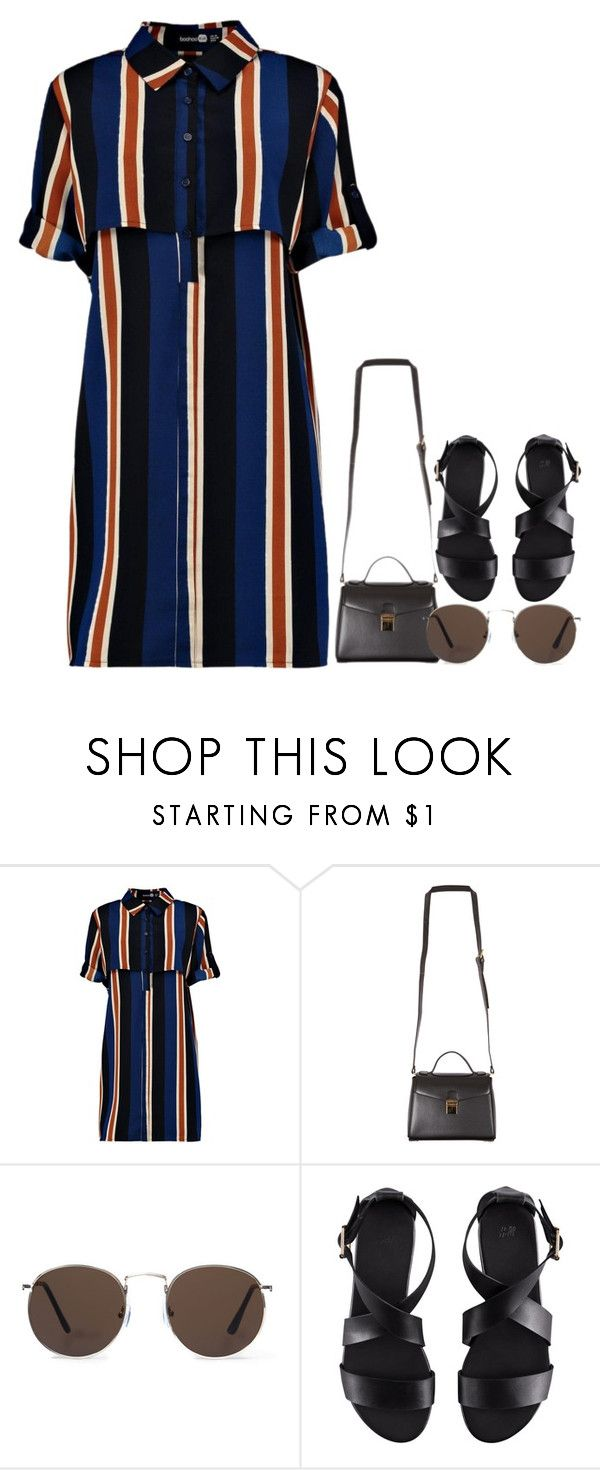 """""""#30"""" by marylerman ❤ liked on Polyvore featuring MANGO and H&M"""