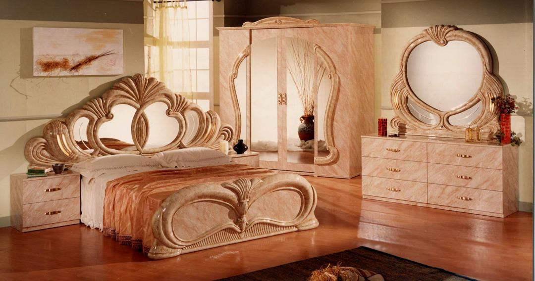 Owning Italian Bedroom Furniture With High Aesthetic And