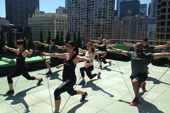 7 Next Level Workout Classes Every Chicago Girl Must Try Fitness Class Workout Chicago Fitness