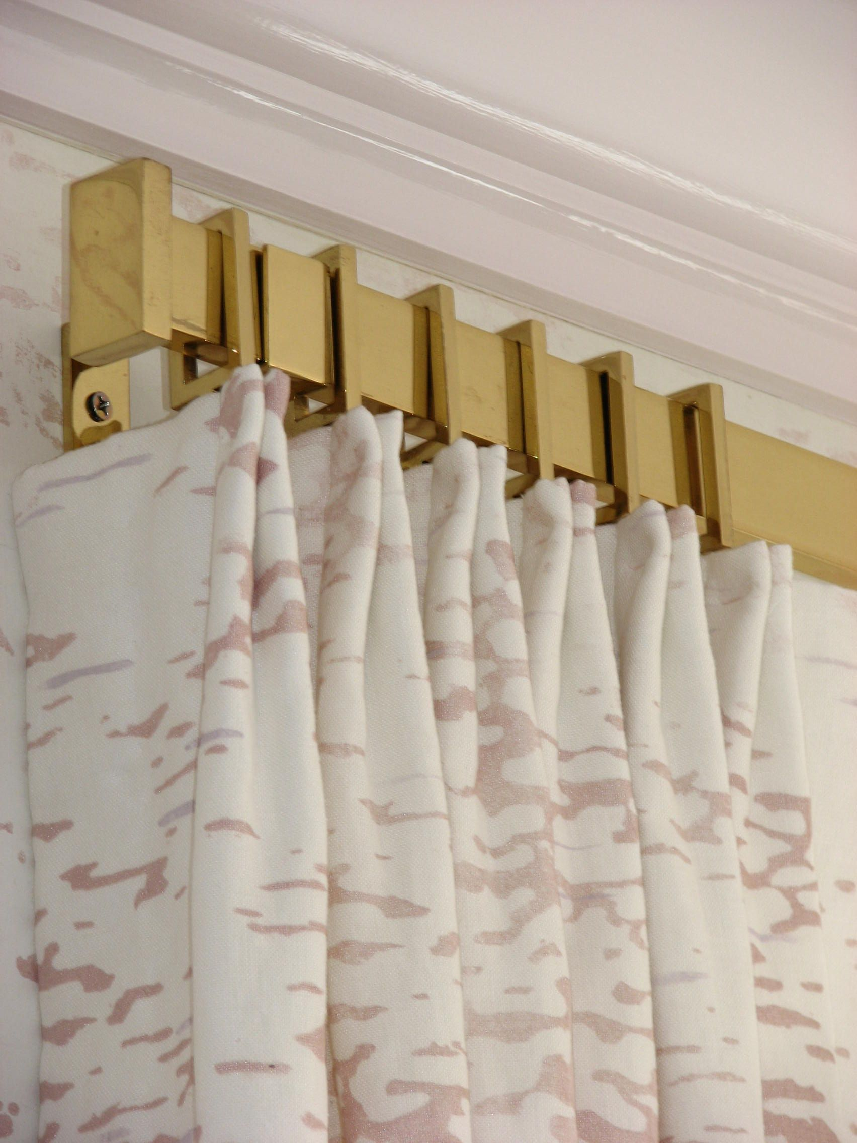 Modern Curtain Rods Design Modern Curtain Rods Modern Curtains Modern Window Treatments