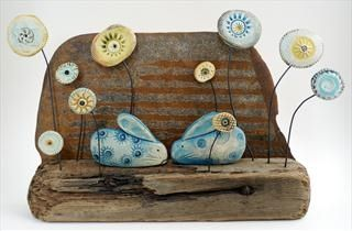 Shirley Vauvelle - British Hedgrows