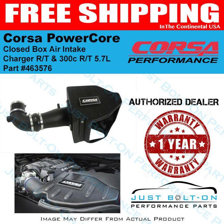 CORSA 463576 Closed Box Air Intake