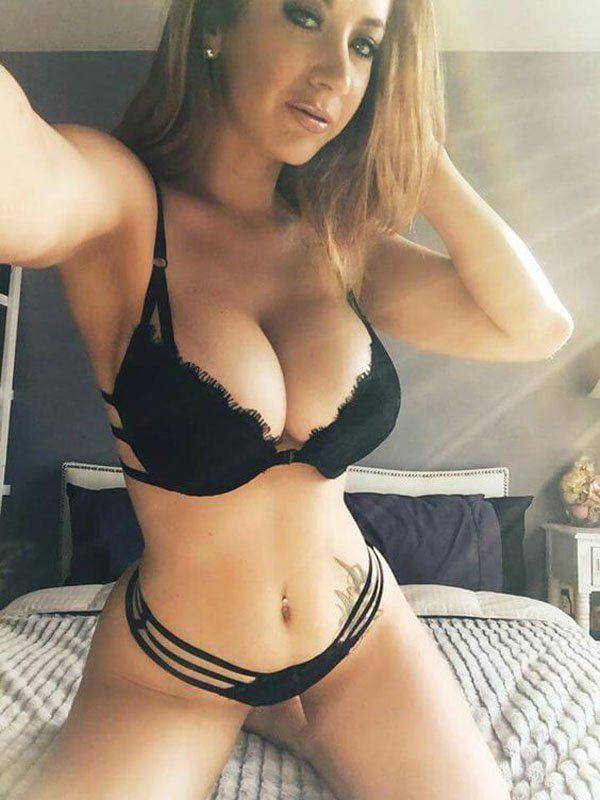 Sexy a cup boobs