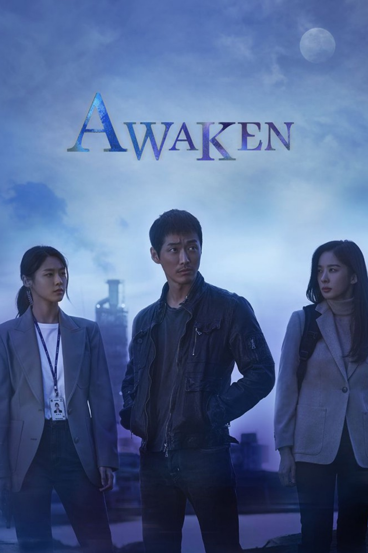 Watch Awaken 2020 All Episode In Eng Sub Korean Action Action Adventure Business Detective Drama In 2021 Drama Korea Mystery Romance Awakening