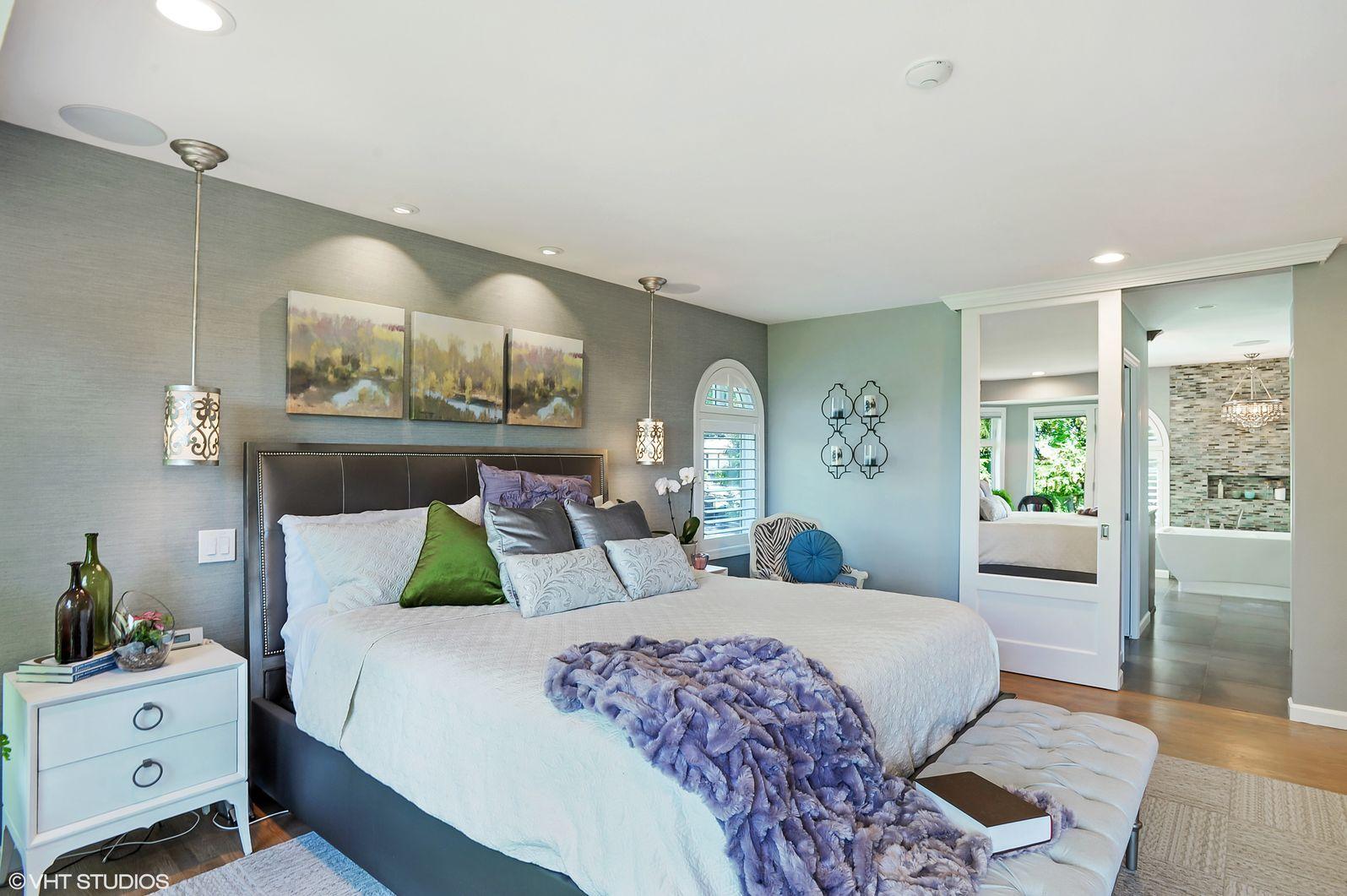 Master Bedroom Ensuite Designs Pleasing Master Bedroom Ensuite  Traditional  Bedroom  Images Decorating Design