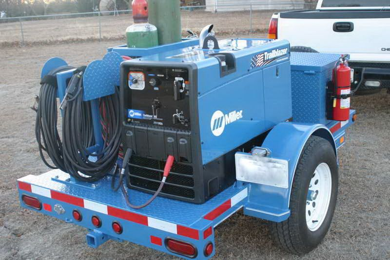Garys Welding Trailer Project Miller Welding Discussion Forums