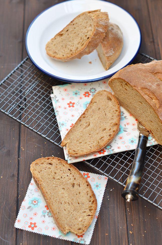 #DimequeesViernes.: pan de espelta