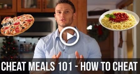 Cheat Meals 101: Guide to Diet Cheating- Thomas DeLauer #food #fitness
