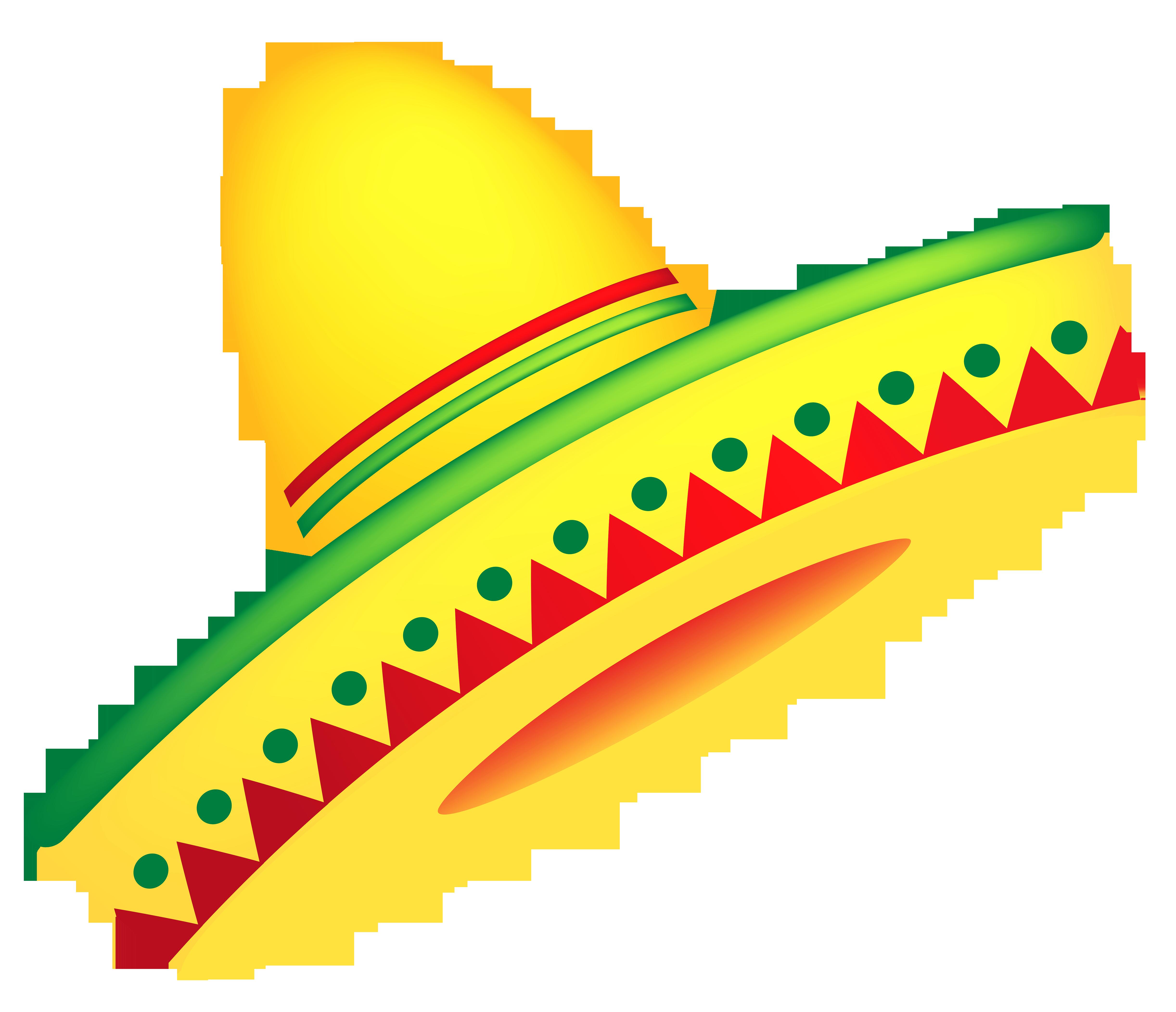 Mexican Sombrero Png Vector Clipart Clip Art Vector Clipart Free Clip Art