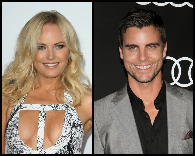 Malin akerman dating colin egglesfield looks