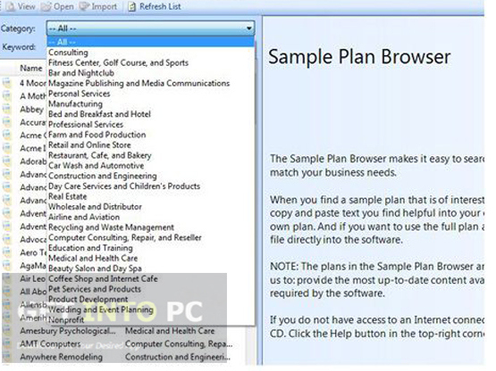 Software For Business Plan Free Download Inside Sports Bar Business Plan Template Free Business Plan Template Free Business Plan Template Business Planning