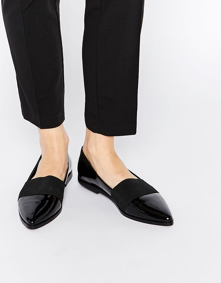 Image 1 of ASOS MAMBO Flat Shoes