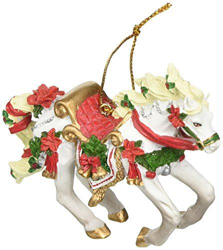 Westland Giftware Christmas Carousel Horse of a Different https