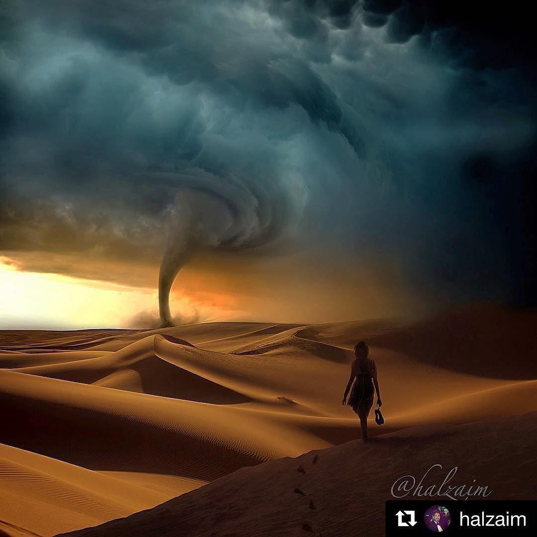 #desert #sand. Photo by @halzaim
