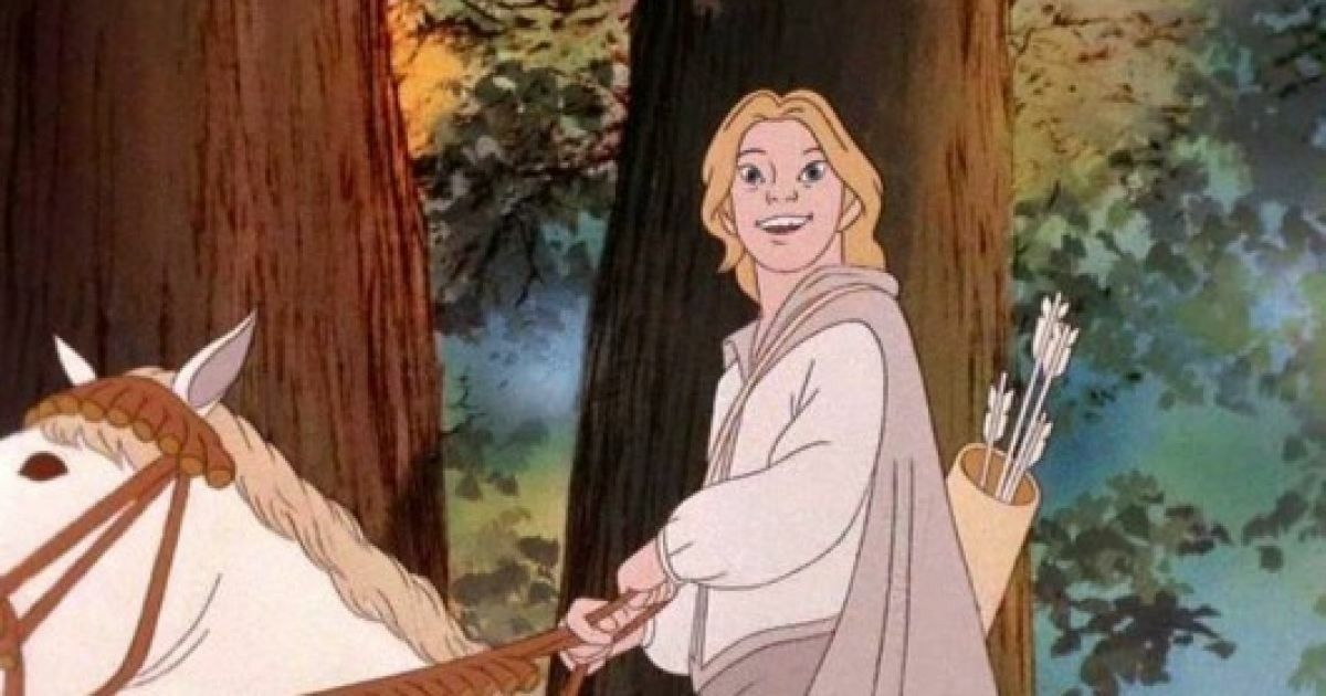 Pin by Jay Dansie on Lord of The Rings   Legolas, Animated ...