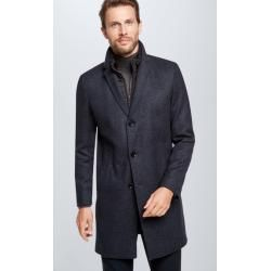Photo of Cappotto Baroni, blu navy Strellson Strellson