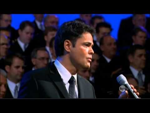Last Full Measure of Devotion - Donny Osmond - YouTube