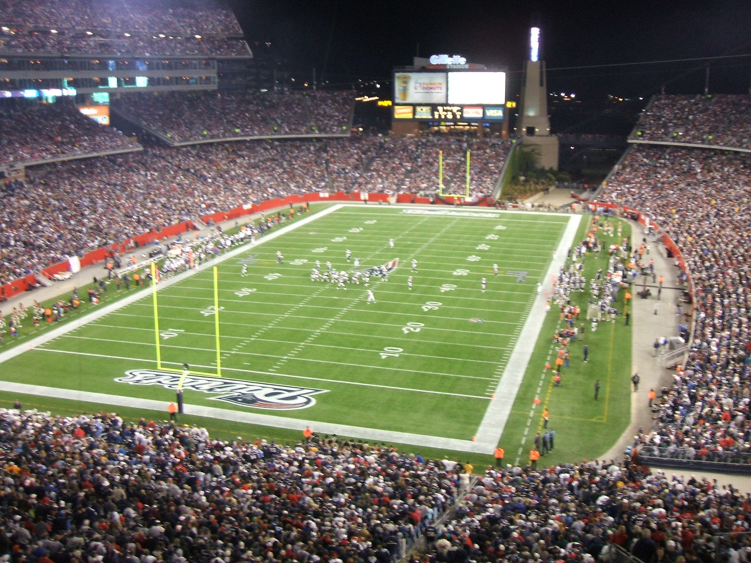 New England Patriots Game Home My New England Patriots Tickets Gillette Stadium Patriots Stadium