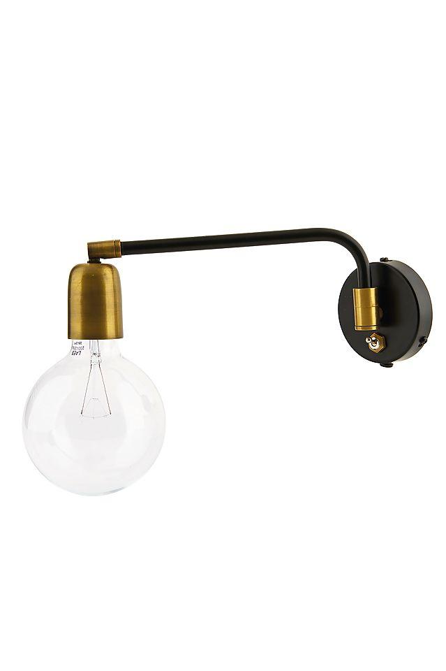 Lot De 2 Lampes Appliques Molecular House Doctor Wandlamp Muurverlichting Verlichting