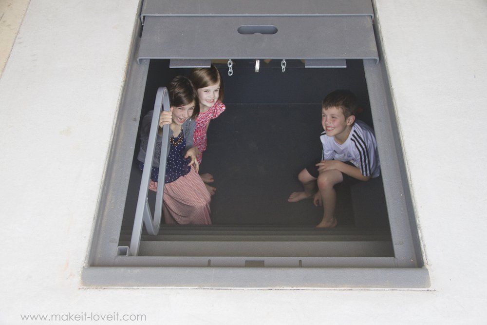 Tornado Shelter Ideas For A Home With A Crawl Space
