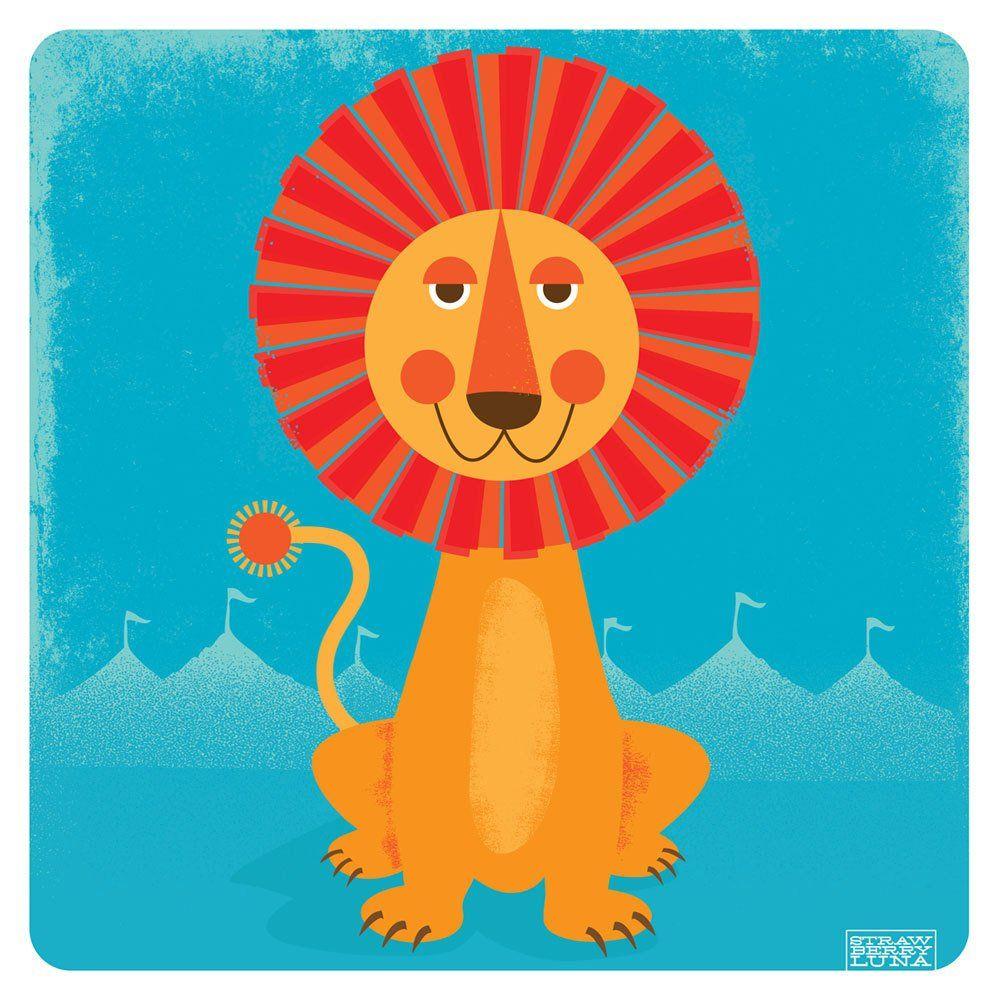лев и солнышко картинки угодник моя первая
