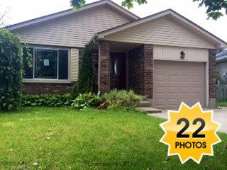 55 Huron Green Ave London, Ontario Spacious inside and out ...