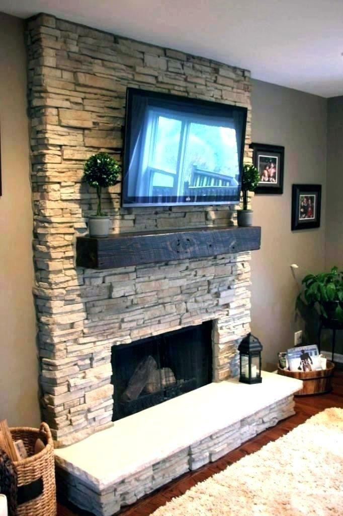 Our Favorite Tv Over Fireplace No Studs Only On Miraliva Com